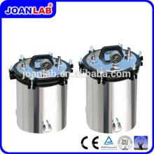 JOAN laboratorio vertical de alta presión esterilizador de vapor autoclave fabricante