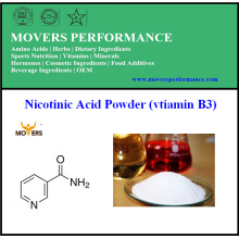 Additifs alimentaires Vitamine B3 (acide nicotinique naturel)