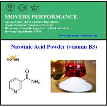Пищевые добавки Витамин B3 (натуральная никотиновая кислота)