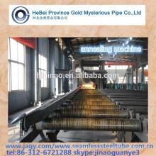 ASTM A179 Tubos de intercambio y intercambiadores de calor de acero al frío