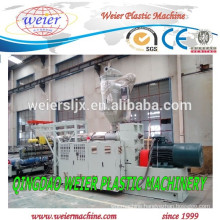 SJ-120/30 High output Single screw extruder line