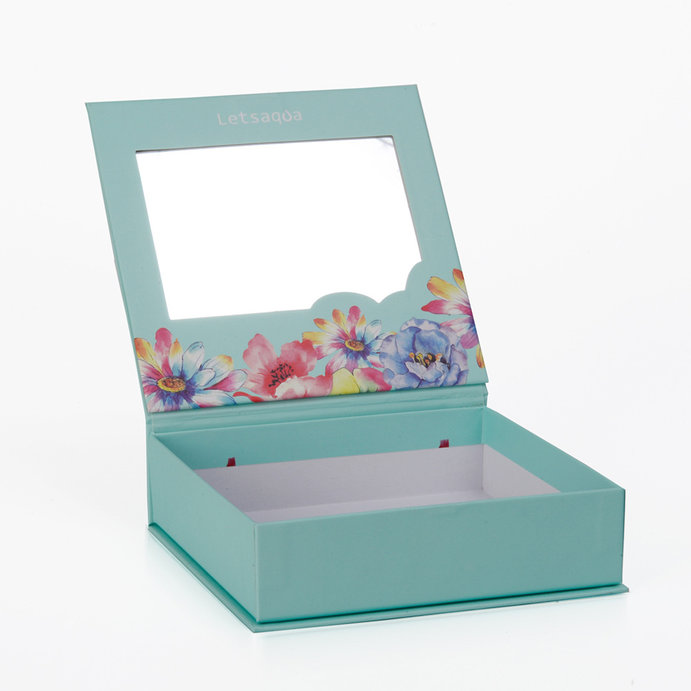 Book Shaped Gift Box With Mirror