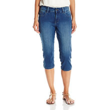 Calça jeans estilo New Jeans Ladies Blue Cotton