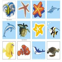 Piscina Mosaico Peces Dolphin