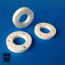 custom made alumina ceramic disk disc cap