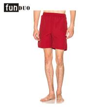 2018 homens calções de praia vermelho swimwear homens calções 2018 homens calções de praia vermelho swimwear homens calções