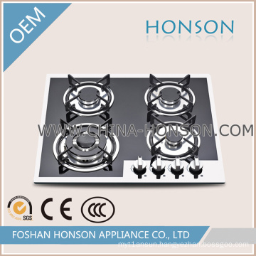 Homeuse New Design Built in 4 Burners Gas Hob