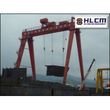 Shipyard Gantry Crane 17 with SGS