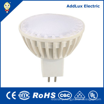 220V Dimming Gu5.3 4W 6W 7W SMD LED Spotlight