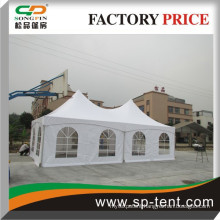 Custom Outdoor High Top Double Tension Tent For Sale