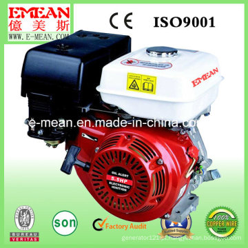 5.5HP / 6.5HP / 13HP, 4 tempos, resfriamento de ar, cilindro único, motor a gasolina (CE)