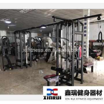 Станция 8 Multi тренажерный зал комбинированный тренажер спортивное оборудование
