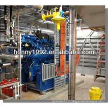 Germany MWM Generator Combined Cooling Heat Power (CCHP)