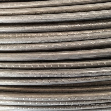 Fio de aço de alta resistência para poste elétrico de concreto