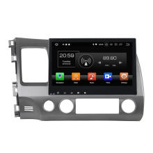 Navigazione Multimedia Player Car Stereo per Civic 2006