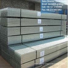Galvanised Floor Steel Bar Grating Sheets