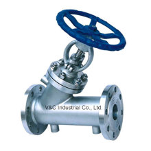 Y Pattern Forged Steel Globe Valve for Oil & Gas