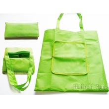 Zipper Folding PP Non Woven Carry Bag (HBFB-59)