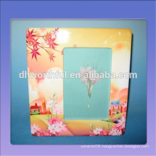 Lovely 8x7'' ceramic photo frame