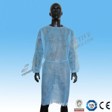 Disposable Colorful Isolation Gown for Surgical