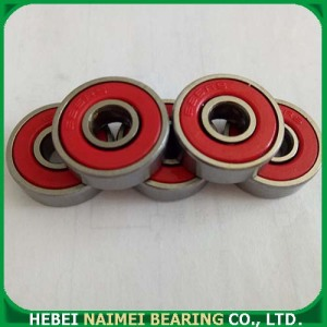 Chrome Steel Miniature ball bearing 626
