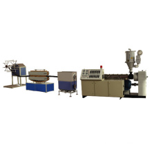 PE Carbon Spiral Pipe Extruder Machine