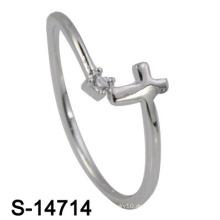 2016 neue Design Mode Messing Schmuck Ring (S-14714)