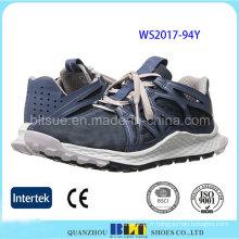 Mode de vente chaude sécurité dames chaussures de course de sport