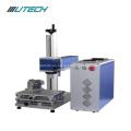 Máquina de marcado láser de fibra óptica de alta precisión