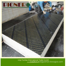 Twice Hot Pressed Film Faced Plywood/Building Shuttering