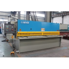 Accurl Hydraulic Plate Shearing Machine/Cutting Machine (12*6000)