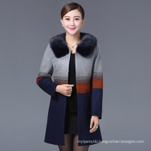 Elegence Winter Coat for Middle Age Women