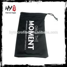 Тончайший очки мешок ткани, микрофибры лыжные сумки очки, очки ткань сумка