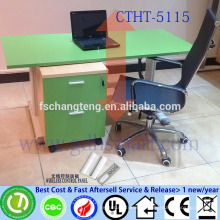 office table design white gray color lifting frame height adjustable computer table meeting desk