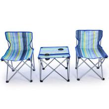 Mesa dobrável de acampamento e conjuntos de cadeiras (SP-118)
