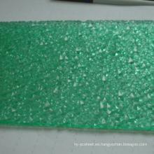 Láminas de policarbonato de hojas acrílicas Hojas compactas de hojas compactas Fabricante