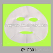 máscara facial descartável popular da beleza não tecida