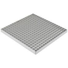 Hot Dipped Galvanized Steel Grating Panel