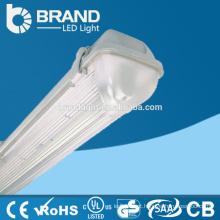 IP65 SMD2835 T8 tubo de luz LED Fixture, LED Tri-prova de luz 18w