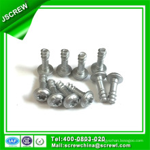 Stahl Dacromet überzogene Schwenkkopfschraube für Metallblech