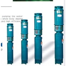 QL-type centrifugal submersible halogen pump