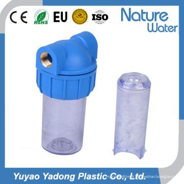Boîtier de filtre à eau en cristal de polyphosphate
