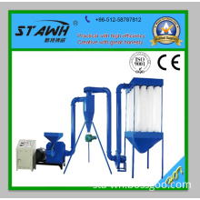 CE Certification Plastic PVC Powder Making Machine