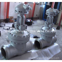 CE Factory in Welded Forged Gate Valve (Z61Y10′′)