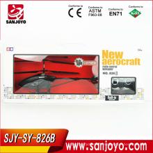 appareil photo avec écran LCD lc hélicoptère avec gyro 3CH alliage mode w / haute définition