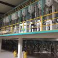 Unidad de línea de máquina de arroz de molino de arroz integrado 20-30