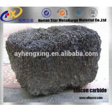 pó de carboneto de silício para fabricação de aço