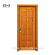 Porta barata do banheiro do PVC da porta do toalete do PVC do projeto de Turquia
