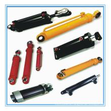 Cilindro hidráulico para reboque