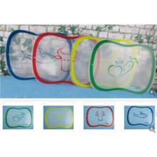 Multi-Purpose anti-deslizamiento de plástico de corte de esteras